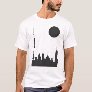 Camiseta Luz do sol de Shanghai
