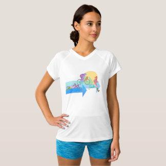 Camiseta Luz do Triathlon