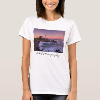 Camiseta Luz principal de Portland, t-shirt do conde do