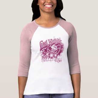 Camiseta LW010 - T local do voleibol de praia de Wahine