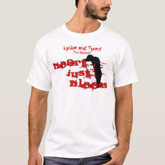 Camiseta Lyrikal e tirano