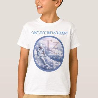 """Camiseta L'z """"ThankYou"""" o t-shirt dos miúdos"""