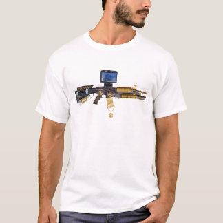 Camiseta M-16 para fora sido proxeneta