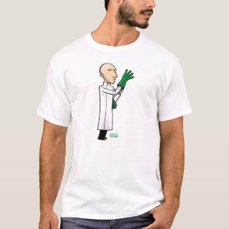 Camiseta m é para o cientista louco