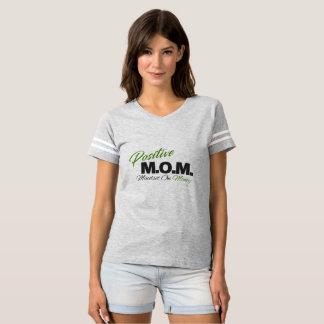 Camiseta M.O.M. positivo (Mindset no dinheiro)
