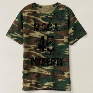 Camiseta M.S.C.A. Propriedade 45 Cammo