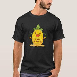 Camiseta Maçã de ETH - Ethereum