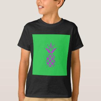 Camiseta Maçã roxa do pinho no verde