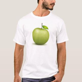 Camiseta Maçã verde