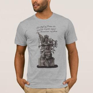 Camiseta Macabramente de Danse - mauvais do DES do príncipe