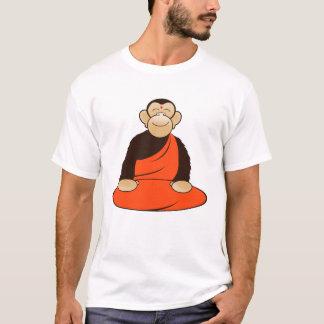 Camiseta Macaco budista