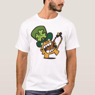 Camiseta Macaco da cerveja do rissol da rua
