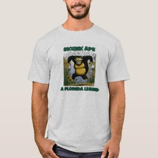 Camiseta Macaco da jaritataca ido selvagem!