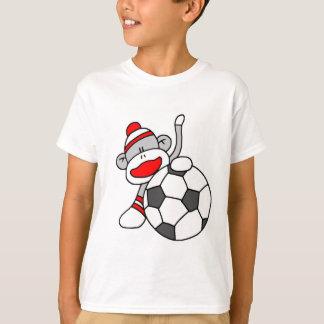 Camiseta Macaco da peúga do futebol