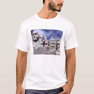 Camiseta Macaco da peúga do Mt Rushmore