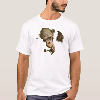 Camiseta Macaco da terra