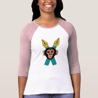 Camiseta Macaco da tinta
