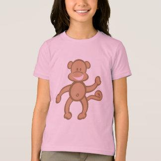 Camiseta macaco de cristal