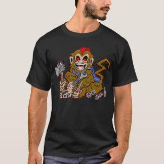Camiseta Macaco de graxa