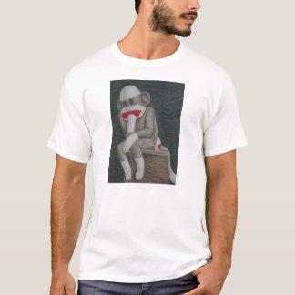 Camiseta Macaco de pensamento de Thock
