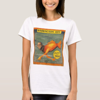 Camiseta Macaco do Barracuda