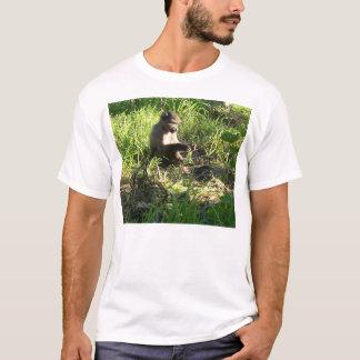 Camiseta Macaco do bebê