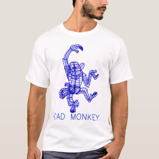 CAMISETA MACACO DO CAD