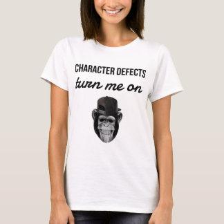 Camiseta macaco do defeito