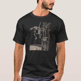 Camiseta Macaco do robô