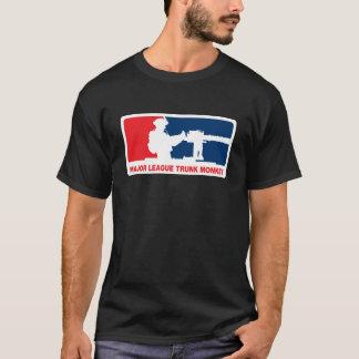 Camiseta Macaco do tronco da liga principal