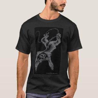 Camiseta Macaco do vivo com harmônica