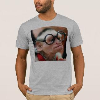 Camiseta macaco engraçado