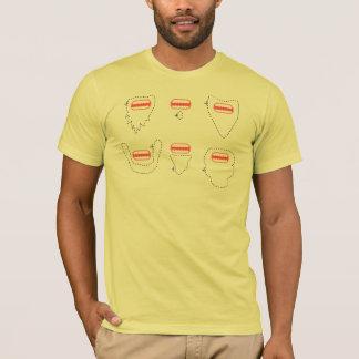 Camiseta Macaco farpado