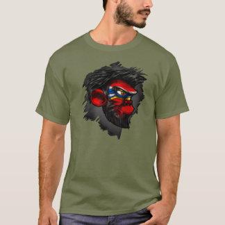 Camiseta Macaco listrado