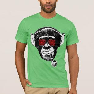 Camiseta Macaco louco