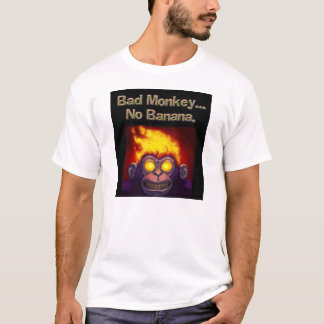 Camiseta Macaco mau
