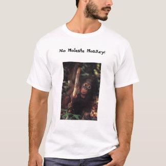 Camiseta Macaco na árvore