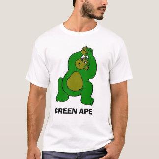 Camiseta Macaco verde