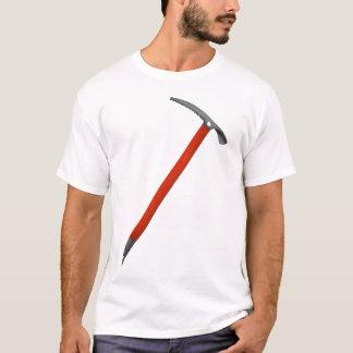 Camiseta Machado de gelo do vintage de Mountineering