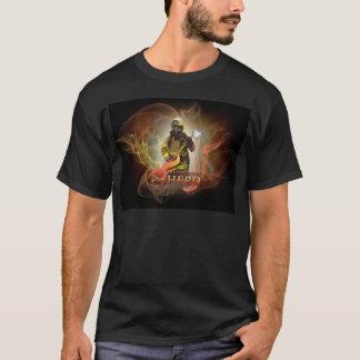 Camiseta Machado do sapador-bombeiro