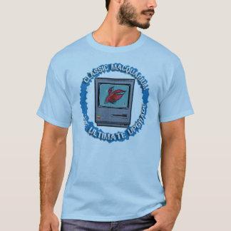 Camiseta MacQuarium clássico a elevação final