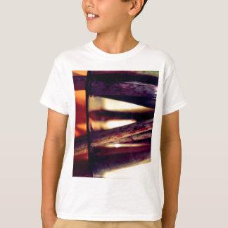 Camiseta Macro abstrato