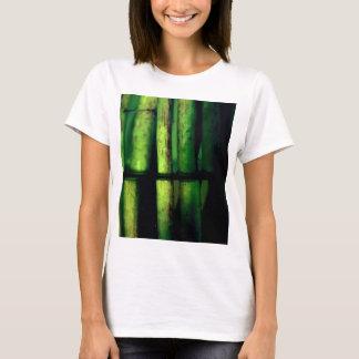 Camiseta Macro verde