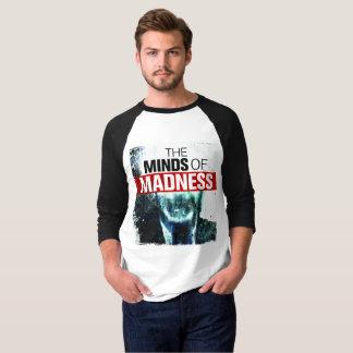 Camiseta Maddie 3/4 de luva