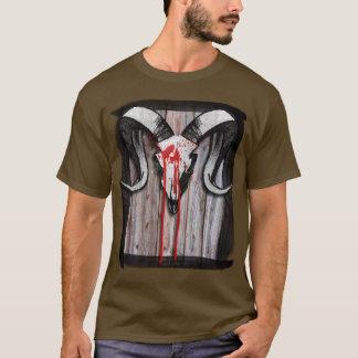 Camiseta Madeira forçada