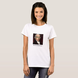 Camiseta Madisonian novo - clássico