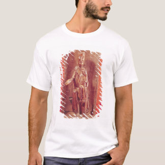 Camiseta Madonna preto, escola Catalan, século XI