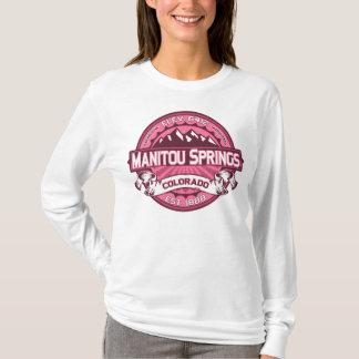 Camiseta Madressilva da cidade de Manitou