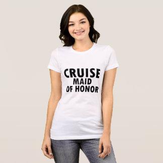 Camiseta Madrinha de casamento do cruzeiro