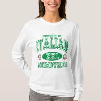 Camiseta Madrinha italiana